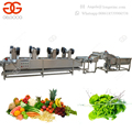 Induestrial Fruit and Vegetable Washing and Drying Machine Ozone Fruit and Vegetable Washer