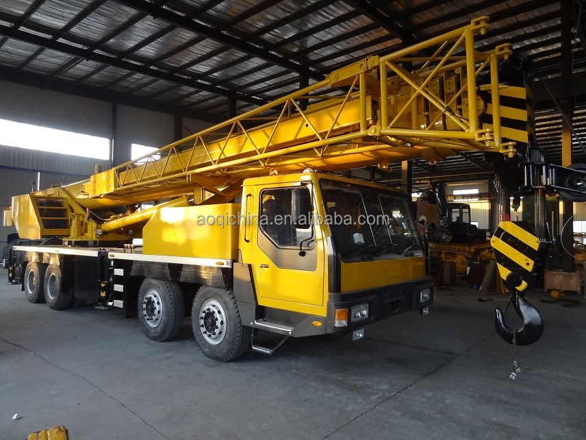 Good condition product Top Quality as kato 45ton Truck Crane