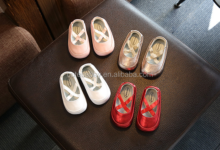Wholesale Genuine leather Baby Shoes