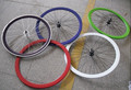 fixie colorful rims fixie wheels wheel rims fixed wheelset