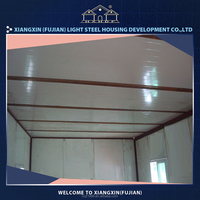Sandwich panels prefabricated pre-made container house