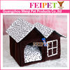Great designer soft fabric cheap dog houses for small pet alibaba China