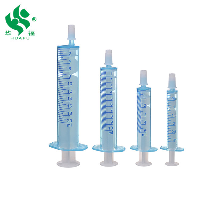 Disposable Plastic Feeding Oral Jello Shot Syringe with Cap