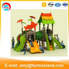 Kids rubber-coating outdoor children playground equipment
