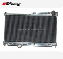 High quality alumnium performance radiator for Mazda RX7 FD3S