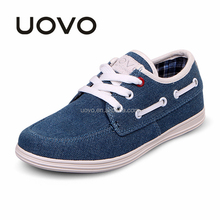 casual style thin sole soft children canvas shoe