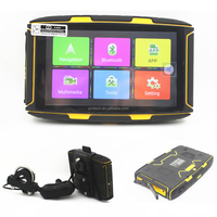 Karadar 5 inch Android Navigator Motorcycle Waterproof DDR1GB MT-5001 GPS with WiFi, Play Store APP download, BT 4.0