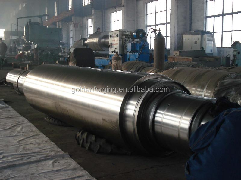 Q235 S355jr forged steel resist roller