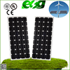 High quality A-grade cell high efficiency panel solar, 140W solar panel price made in china