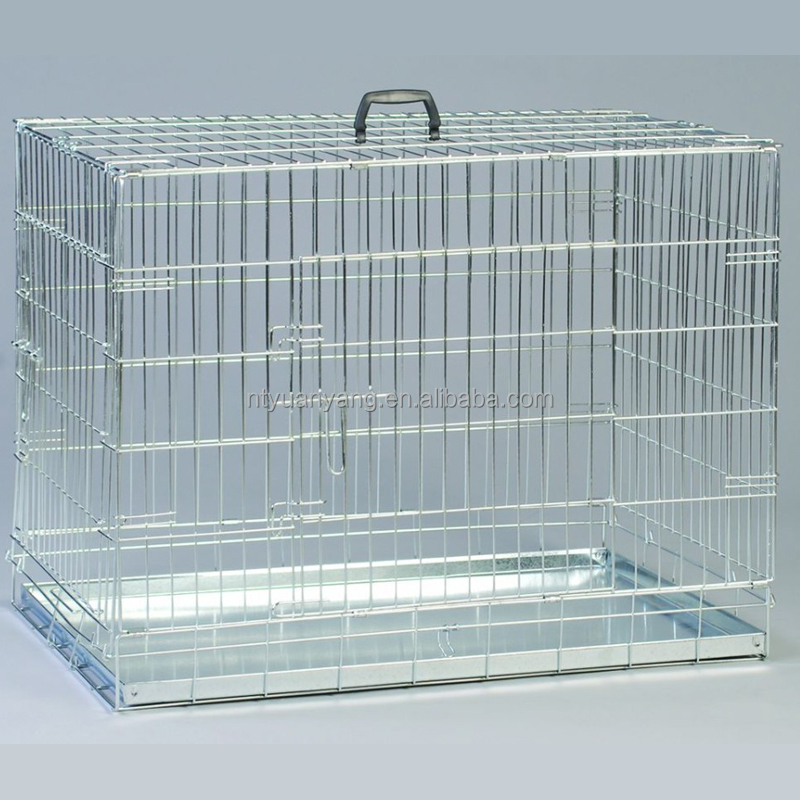 Fashionable new products galvanized steel dog kennel