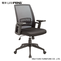 Directly factory most durable plastic cantilever visitor chairs for office