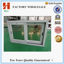 China foshan manufacturer double glass sliding window price in philippines