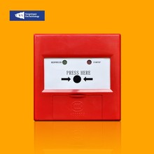 Wholesale Resettable and Fire Telephone Connectable Analog Intelligent Fire Alarm Addressable Manual Call Point