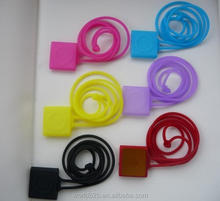 silicone case for ipod Nano 6 with rope