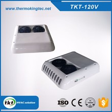 Cooling capacity 12kw rooftop panel van air conditioner system TKT-120V