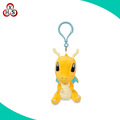 Wholesale stuffed dragon keychain plush dragon keychain