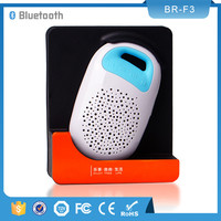 style fashion ce rohs approved Support TF Crad Delicate Mini outdoor shower bluetooth speaker