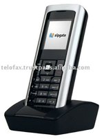 Pirelli Discus DL-L10 Dual Mode Wireless WIFI WLAN SIP VoIP GSM Phone DPL10