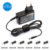 Newest CE approved EU plug multi tips 12V2A universal switching power adapter