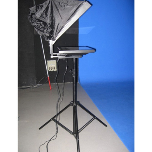 high brightness self-standing LCD Teleprompter