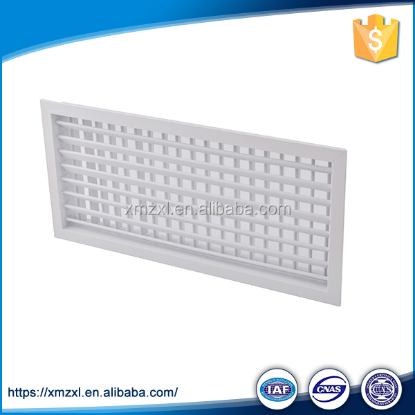 ISO Custom Supply Double Deflection air grille