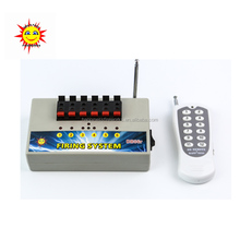 Factory price 6 channels Wireless Control Fireworks Firing System for consumer fireworks