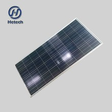 Cheap price poly 145w solar panel price pakistan for solar system
