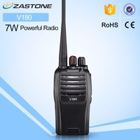 Hot sell Long range handheld transceiver 7 watts 2 way radios VHF136-174MHz walkie talkie
