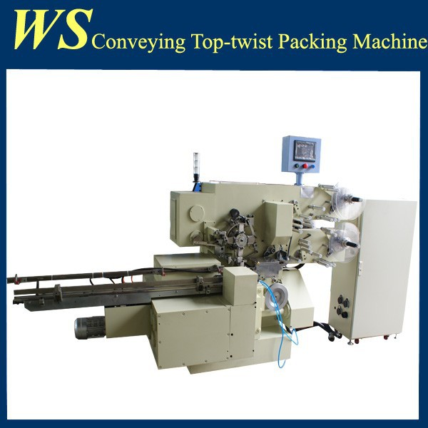 Candy/Chocolate Top Twist Packing Machines Manufacturing Companies in China