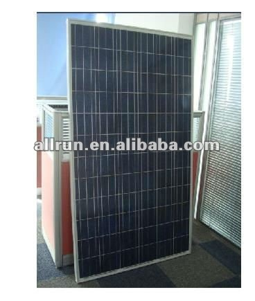 High efficiency over 17.5% cheap price polycrystalline solar panel 250w