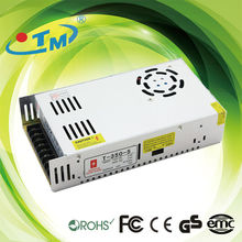 5V 350W high power supply circuit,90~250V AC input 5V DC output