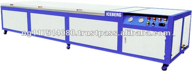 Semi Automatic Ice Block Making Machine
