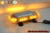 HAIBANG 2017 LED Amber Mini Lightbar/TIR lens Strobe Beacon Bar for Car/Emergency Security Warning Lights TBG-515 2C4