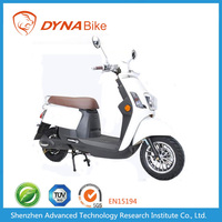 DYNABike Two People Seats 60Km/h Max Speed Electric Motorcycle Malaysia Price