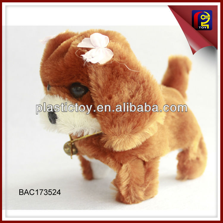 Battery operated walking dog toys BAC173524