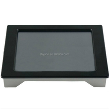 8.4-inch industrial LCD monitor Aluminum panel embedded structure