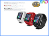 Hot sale cheap bluetooth Smart Watch Phone U8 Smart watch for ios and android wifi Smart Watch