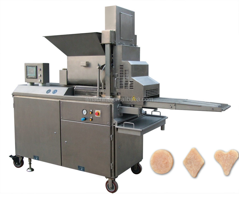 Industrial Hot Sale Automatic Shandong Light Burger Making Machine