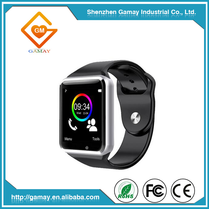 Hot Selling Camera Bluetooth Android A1 Smart Watch Mobile Watch Phones
