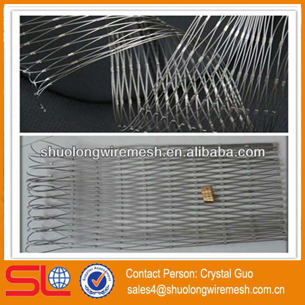 Hebei Flexiable pre oxidized stainless steel mesh fabric