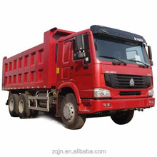 Export good quality HOWO 8X4 45 ton dump truck in dubai