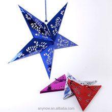 Holiday products Christmas Star Paper Lantern