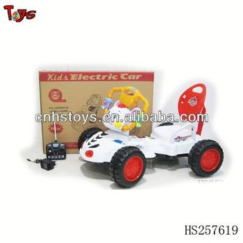 remote control child electric car