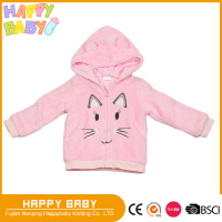 Spring Autumn Baby Girl Jacket With