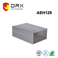 2016 High-end Aluminum Extrusion Enclosure for Electronic /Aluminum Profile