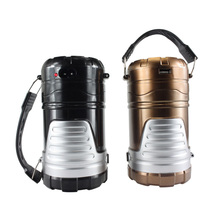 Foldable Solar Lantern Camp Lights Led Solar Lantern Rechargeable Camping Lantern