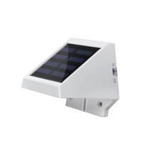 Free Shipping New Products Patent Design LED Wall Mounted Landscape Outdoor Solar Lights For Garden Xinree SL-20A