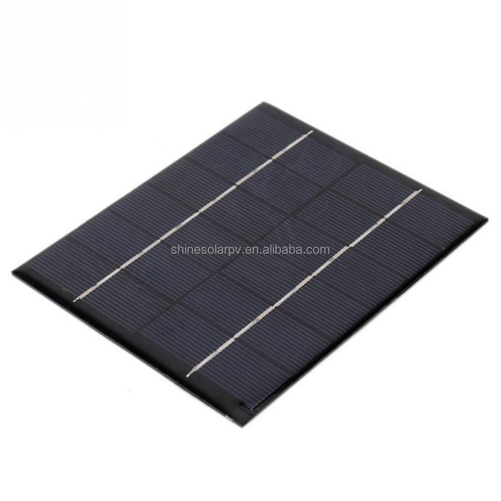 6V 2W Mini Solar Panel Module DIY for Cell Charger