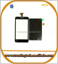 for ZTE U791 V889F N880G V N818 U880E N798 U808 U795 touch screen lcd display