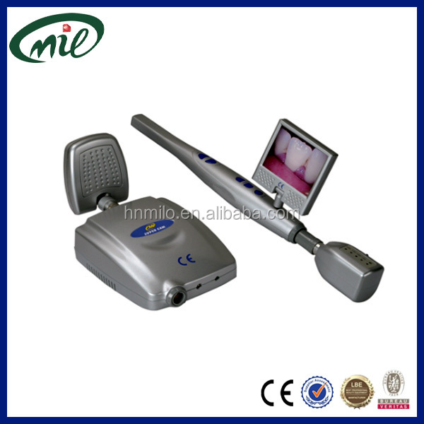 Cordless dental camera intraoral 6 led/wireless usb intra oral camera